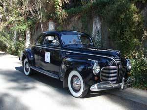 International Historic Car Rally