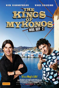The Kings of Mykonos: Wog Boy 2