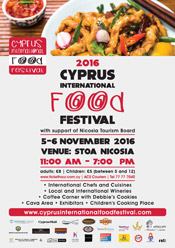 Cyprus International Food Festival