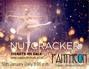 Cyprus : The Nutcracker - Royal Ballet