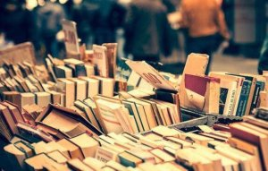 Cyprus : 2nd hand Book Market