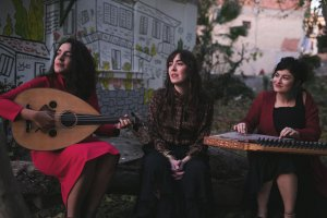 Cyprus : Sinafi Trio: women's stories in rebetiko