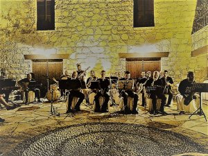 Cyprus : Jazzologia Cyprus Big Band