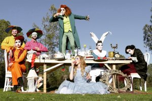 Cyprus : Alice in Wonderland