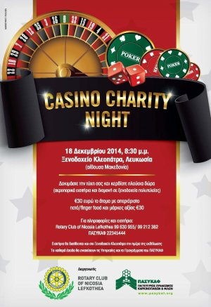 Charity casino events triumph 29 casino