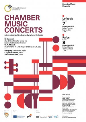Cyprus : Chamber Music Concert