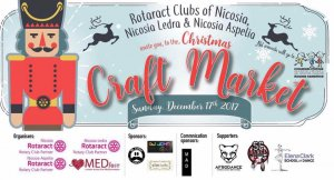 Cyprus : Christmas Craft Market