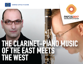 Cyprus : The Clarinet-Piano music of the East meets the West
