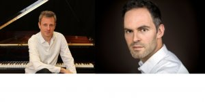 Cyprus : Piano recital - Maxime Zecchini & David Bismuth
