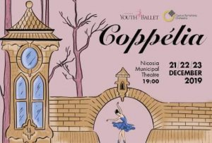 Cyprus : Lefkosia Youth Ballet - Coppelia