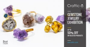 Cyprus : Craftic-O Jewelry Exhibition