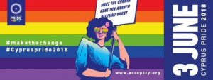 Cyprus : Cyprus Pride March