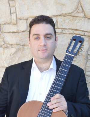 Cyprus : Dandelion: Guitar Recital with Sotiris Kasparides