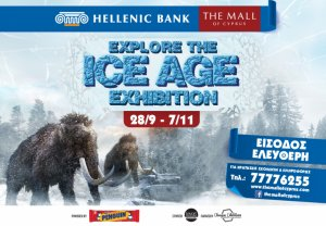 Cyprus : Explore the Ice Age Exhibition