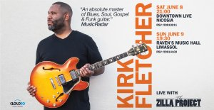 Cyprus : Kirk Fletcher Blues