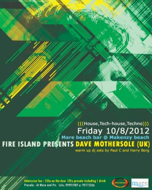 Dave Mothersole - Tech House Phenomena 3