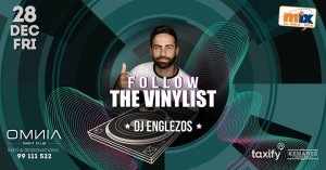 Cyprus : Follow The Vinylist with DJ Englezos - Vol.2