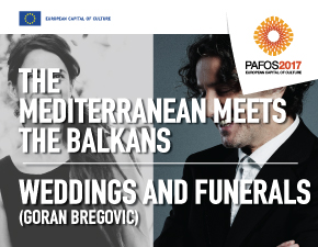 Cyprus : Amalgamation Project & Goran Bregovic