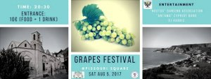 Cyprus : The Grapes Festival