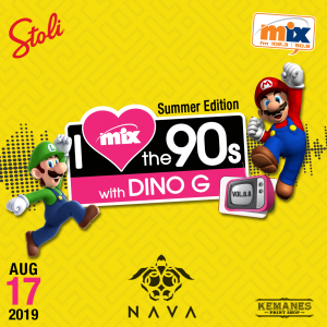 Cyprus : I Love The 90s with Dino G - Vol.8.8 - Summer Edition
