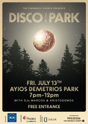 Cyprus : Disco at the Park