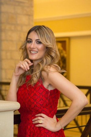 Cyprus : Maria Elena Kyriakou Live on New Year's Eve