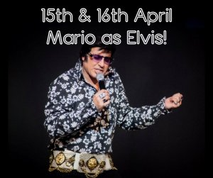 Cyprus : Easter with Elvis