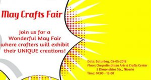 Cyprus : May Crafts Fair