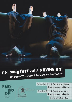 Cyprus : no_body festival / Moving On!