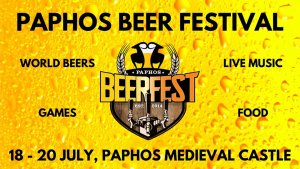 Cyprus : 9th Paphos Beer Festival