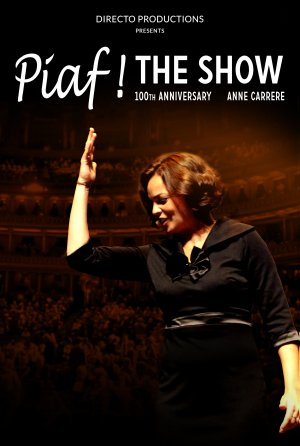 Cyprus : Piaf! The Show (canceled)