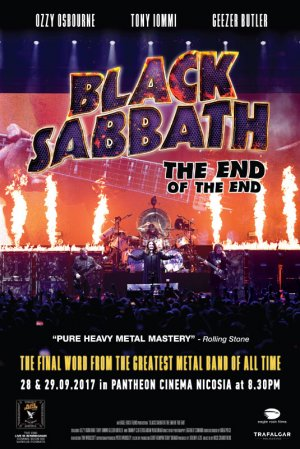 Cyprus : Black Sabbath: The End of the End
