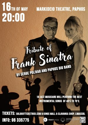 Cyprus : Tribute to Frank Sinatra