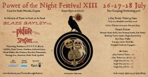 Cyprus : Power of the Night Festival XIII