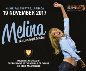 Cyprus : Melina: The Last Greek Goddess