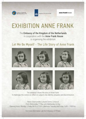 Cyprus : The Life Story of Anne Frank