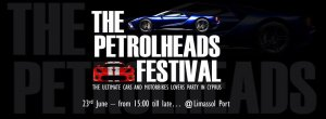 Cyprus : The Petrolheads Festival