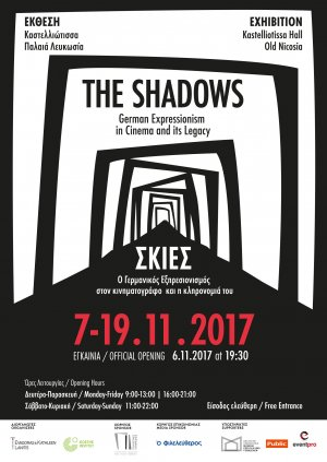 Cyprus : The Shadows, German Expressionism in Cinema