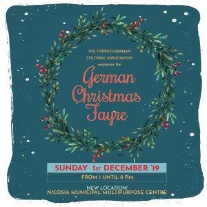 Κύπρος : Γερμανική Χριστουγεννιάτικη Αγορά