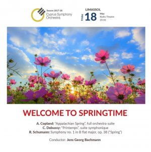 Cyprus : Welcome to Springtime