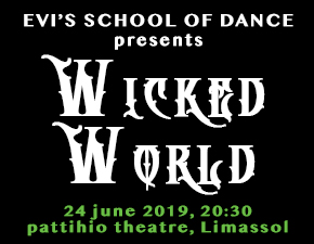 Cyprus : Wicked World