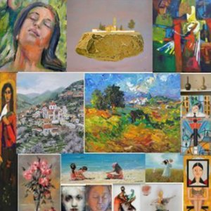Cyprus : Grand Exhibition - Auction of Art