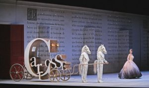 Cyprus : Cendrillon - The MET Live in HD