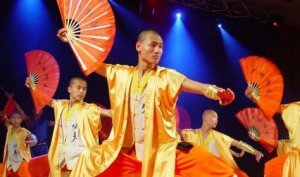 Cyprus : Chinese Shaolin Kung Fu Show