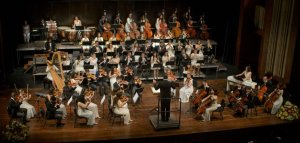Cyprus : Cyprus Youth Symphony Orchestra: from Gounaris to Sinatra