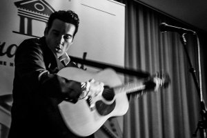 Cyprus : Johnny Cash by Pete Storm