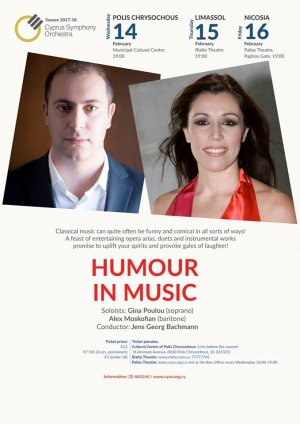 Cyprus : Humour in Music
