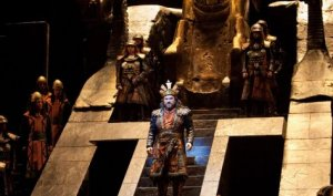 Cyprus : Nabucco - The Met: Live in HD