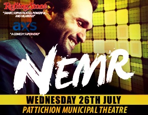 Cyprus : Nemr - Stand-up Comedy