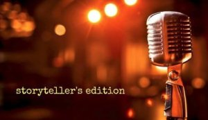 "Cyprus : Open Mic 3 - Calling all ""With a Short Story To Tell"""
